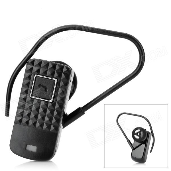 LY-N97 Rechargeable Bluetooth V2.1 Handsfree Headset w/ Microphone - Black
