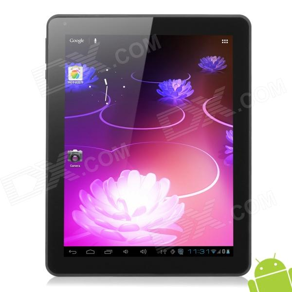 "A106 10"" Capacitive Screen Android 4.0 Tablet PC w/ SIM / Wi-Fi / HDMI / Bluetooth / Camera - Silver"