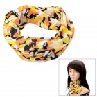 Multi-Function Outdoor Sports Bicycle Cycling Seamless Head Scarf - Multicolored