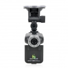 "T220 2.0"" TFT 1.3MP Wide Angle HD 720P Car DVR Camcorder w/ 8-LED IR Night Vision / G-sensor"