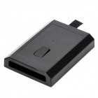 Plastic Internal Hard Disk Drive HDD Case Enclosure for Xbox 360 Slim - Black