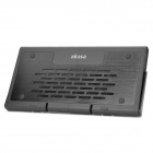 "Akasa AK-NBC-29BK USB Power Folding Dual Fans Cooler Pad for 12""~15.4"" Notebook / Laptop - Black"