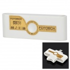 Fotobox A860 Photo to Movie Editor - White