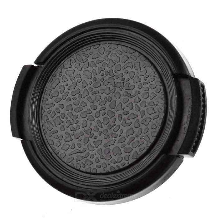 37mm Universal Plastic Lens Cap for Sony / Pentax / Fuji Camera - BlackLenses Accessories<br>ModelsUniversalForm  ColorBlackMaterialPlasticDiameter37mmCompatibleQuantity1Lens Diameter37mmPacking List<br>