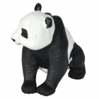 Cute Panda Style Display Decoration Toy - Black + White