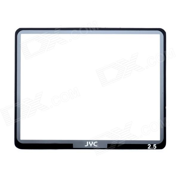 Genuine JYC Universal 2.5'' Professional Optical Glass Camera LCD Screen Protector ice3br0665jz 3br0665jz dip 7