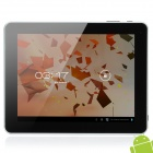 "RK3066 9,7 ""kapazitiven Bildschirm Android 4.0 Dual Core Tablet PC w / TF / Wi-Fi / HDMI / Camera - Silver"