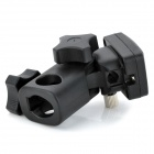 HN-03 Hot Shoe Mount Flash Bracket / Umbrella Holder - Black