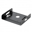 "Akasa AK-HDA-01 2.5"" / 3.5"" SSD / HDD to 5.25"" Drive Rack Bracket Adapter - Black"