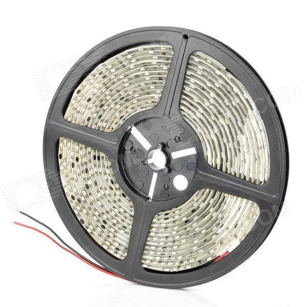 SENCART Waterproof 18W 1200lm 300-SMD 335 LED Blue Light Car Decoration Lamp Flexible Strip (5M) шапки yerse шапка