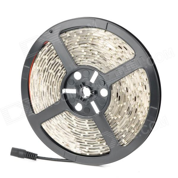 18W 1200LM luz azul 300 * SMD 3528 LED flexible (12 V / 5 m)