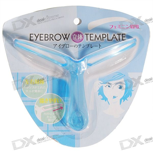 Convenient Beauty Eyebrow Shaping Tool (2-Pack)