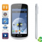 "CUBOT A8809 Android 4.0.4 Smartphone w / 4,7 ""kapazitiven Bildschirm, Wi-Fi, GPS und Dual-SIM - White"