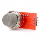 MQ5 High Sensitivity Flammable Gas Detector Sensor - Red + Silver