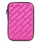 "Protective Padded Inner Bag for All 7"" Tablet PCs - Deep Pink"