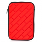"Protective Padded Inner Bag for All 7"" Tablet PCs - Red"