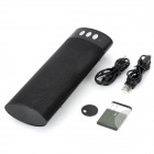 QB-258 Bluetooth V4.1 Stereo Speaker - Black