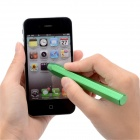 Aluminum Alloy Capacitive Touch Screen Stylus Pen for Iphone / Ipad / Cell Phone - Green