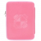 "Protective Padded Inner Bag for All 10"" Tablet PCs - Pink"