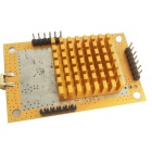 Power 4432 T2000 STM8L101 Si4432B1 High Speed Transmission Module - Yellow