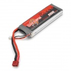 Wild Scorpion Replacement 7.4V 30C 5500mAh Li-Poly Battery Pack for R/C Model - Grey + Silver