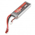Wild Scorpion Replacement 7.4V 30C 2200mAh Li-Poly Battery Pack for R/C Model - Grey + Silver