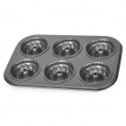 hohlmitte runde form kuchen maker diy form tray - dim grau