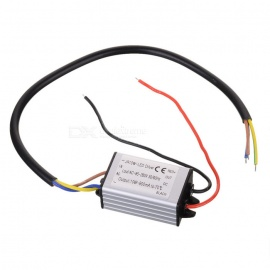 Waterproof 10W LED Constant Current Power Supply Driver (AC 85-265V)