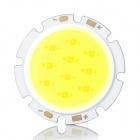 5W 300LM 6500K White Light COB LED Module - Yellow + White (15~17V)