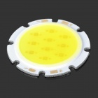 5W 300LM 6500K Cold White Light COB LED Plate Module (15~17V)