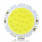 10W 600LM 6600K White Light COB LED-Modul - Yellow + White (32 ~ 34V)