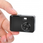 FK-890R 2.0MP CMOS HD Mini Digital Camera DVR Camcorder w/ Mini USB - Black