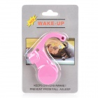 Safety Driving Anti-Sleep Alarm - Pink (4 x LR41)