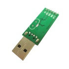 FT232 USB to Serial Adapter Module - Green (DC 5V)