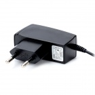 AC Power Adapter para Samsung Galaxy Note N7100 2 - Preto (2-Round-Pin Plug)