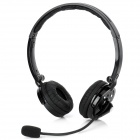 BH-M20 Bluetooth V2.1 Stereo Headset Headphones w/ Microphone - Black