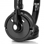 BH-M20 Bluetooth V4.1 Stereo Headset Headphones w/ Microphone - Black