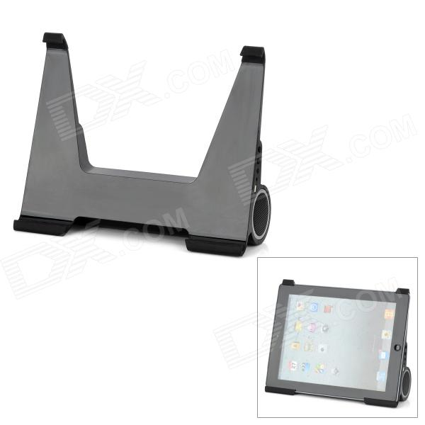 Bluetooth V2.1+EDR Speaker Stand Holder for Ipad - Black