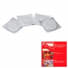 Plumping Breast Xanthan Gum Pads Set - Free Size (2 Pairs)