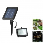 Solar Powered 200lm White Lamp