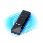 TP-LINK TL-WN727N Mini USB 2.0 2.4GHz 802.11 b/g/n 150Mbps Wi-Fi Wireless Network Adapter - Black
