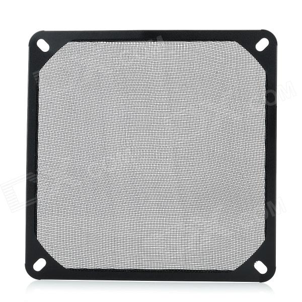 Akasa Informática Aluminum Case Fan Dust Guard Filter Grill - Negro (14 x 14cm)