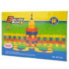 DIY 210-Piece Intellectual Development Building Blocks Toy - Multicolor