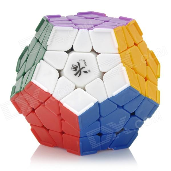 Dayan 11 x 12 Irregular Brain Teaser Magic IQ Cube - Multicolor new dayan gem cube vi magic cube black and white professional pvc