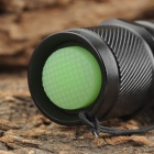 SD-230 Aluminum 5mW 532nm Green Laser Pointer - Black (1 x 18650)