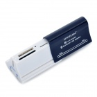 SY-695 USB 2.0 SD / Micro SD / M2 / MS Card Reader + Bluetooth 2.0 Adapter Dongle - Black