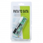 RXD-629A Parallel PATA to Serial SATA Hard Disk Converter - Green + Black + White