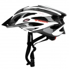 Black White MOON BH-27 Cycling Helmet