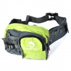 Hasky CY-135 Camping Hiking Waist Bag - Green + Grey (3.5 L)