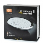 Lef@nt 3-in-1 2.4GHz 800DPI 65-Key Wireless Fly Mouse w/ Receiver - White